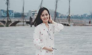 Nữ thủ khoa Đại học Y Dược Thái Nguyên