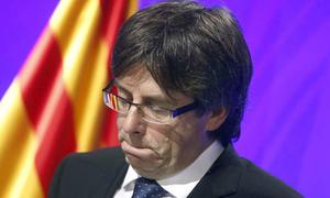 Thế tiến thoái lưỡng nan của lãnh đạo Catalonia