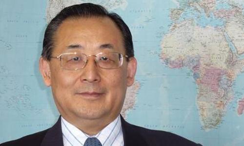 Ứng viên Qian Tang. Ảnh: SCMP.