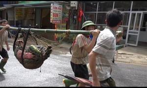 Lũ ống ở Trạm Tấu, 15 người dân gặp nạn