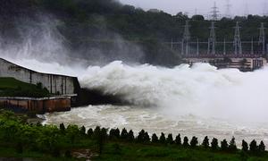 Hồ Hòa Bình không an toàn sẽ là 'thảm họa của đất nước'