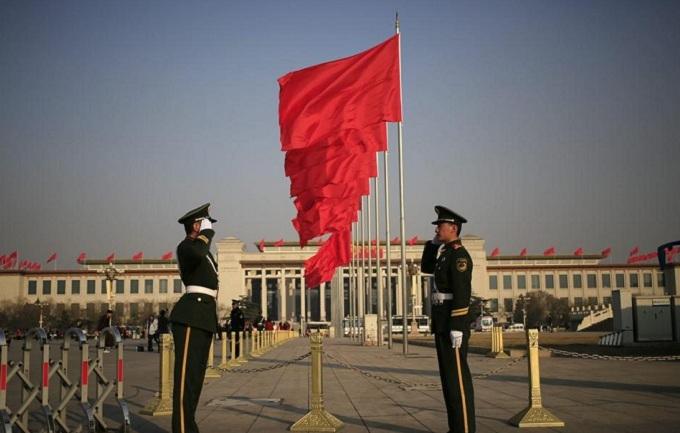 Đại lễ đường Nhân dân - nơi Trung Quốc bầu các lãnh đạo quyền lực nhất
