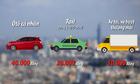 Đề xuất ôtô vào trung tâm Sài Gòn phải đóng phí từ 40.000 đồng
