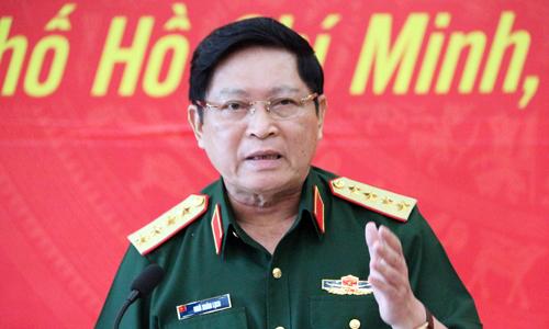 Bộ Quốc phòng thay đổi vị trí đóng quân, giao đất cho TP HCM