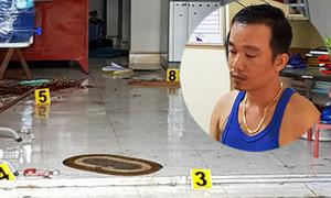Gã đàn ông giết người tình, ôm bình gas cố thủ trong phòng trọ