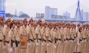 CSGT xuất quân bảo vệ APEC tại Đà Nẵng