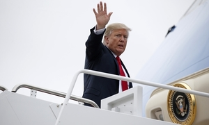 Tổng thống Mỹ Donald Trump sẽ tới Hà Nội, thăm chính thức Việt Nam