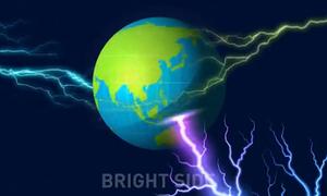 10 sự thật khó tin về Trái Đất