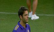 Kaka rơi nước mắt trong trận cuối ở MLS