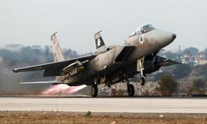Tiêm kích Israel phá hủy tên lửa phòng không tầm xa S-200 Syria