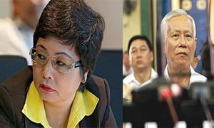 Ba cựu đại biểu Quốc hội bị vướng lao lý
