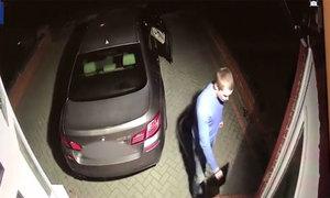 Màn phá khóa, trộm xe BMW trong chưa đầy một phút