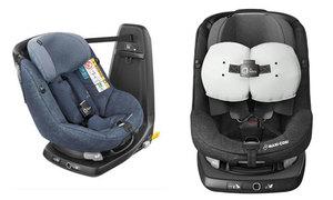Ghế trẻ em cho ôtô có túi khí đầu tiên trên thế giới