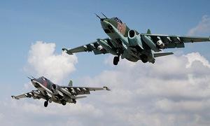 Nga tuyên bố sắp kết thúc chiến dịch quân sự tại Syria