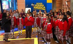 Bài đồng ca đạt hàng chục triệu lượt xem của học sinh Mỹ