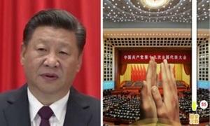 Game vỗ tay cổ vũ ông Tập gây sốt ở Trung Quốc