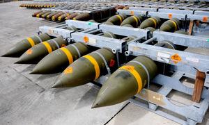 Mỹ chuyển gần một triệu quả bom, tên lửa tới Guam