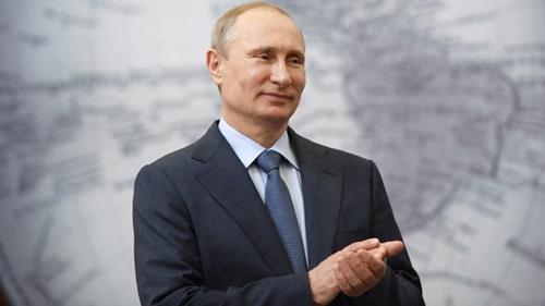 Tổng thống Nga Vladimir Putin. Ảnh: RT.
