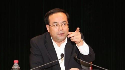 Tôn Chính Tài, cựu bí thư thành ủy Trùng Khánh. Ảnh: SCMP.