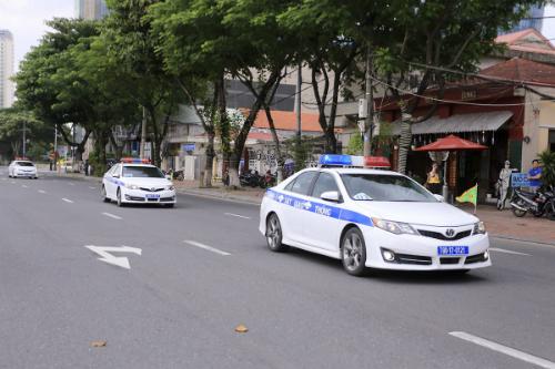 Người ở Đà Nẵng lưu thông thế nào dịp APEC?