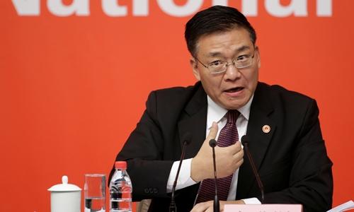 Guo Yezhou, phó trưởng ban đối ngoại đảng Cộng sản Trung Quốc. Ảnh: Reuters.