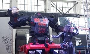 Robot Trung Quốc sẵn sàng đại chiến với robot Mỹ, Nhật