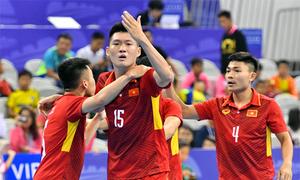 Trung Quốc 3-4 Việt Nam