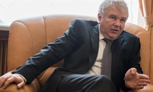 Thứ trưởng Ngoại giao Alexey Meshkov. Ảnh: Press TV.
