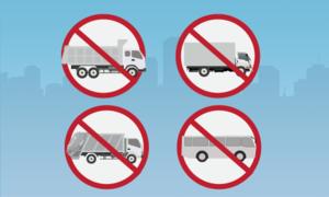 Đà Nẵng cấm nhiều loại ôtô dịp APEC