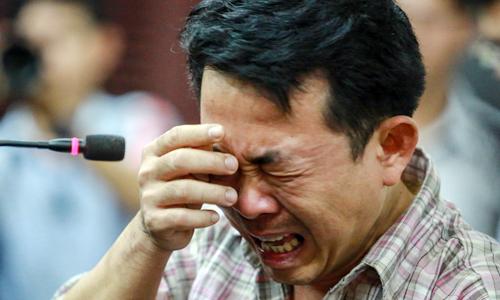 Cựu chủ tịch VN Pharma khóc, xin được tại ngoại