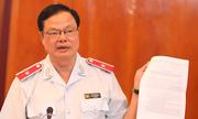 Cục trưởng Chống tham nhũng: 'Giám đốc Sở Tài nguyên Yên Bái có thể bị giáng chức'
