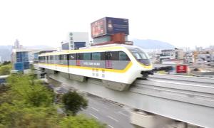 Đề xuất làm hai tuyến tàu điện một ray vào Tân Sơn Nhất