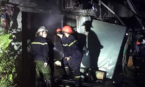 Người bà tử vong vì lao vào biển lửa cứu cháu gái 3 tuổi