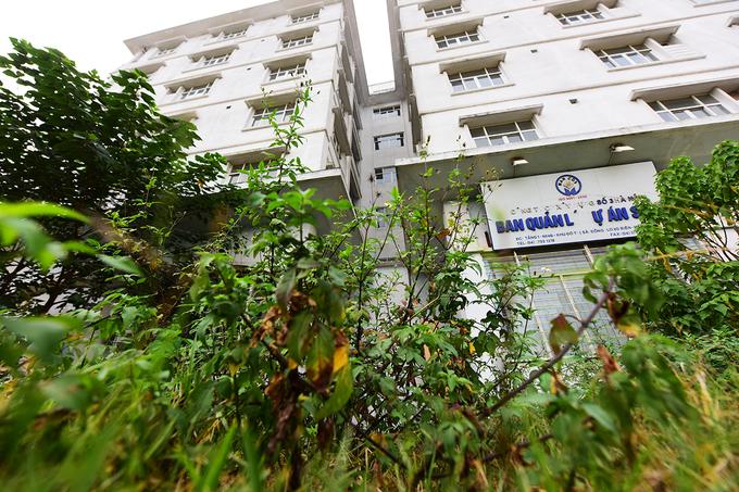 Ba toà nhà tái định cư ở Hà Nội bị đề xuất phá bỏ