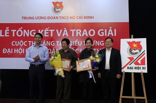 giang-vien-kien-truc-nhan-giai-thiet-ke-logo-dai-hoi-doan