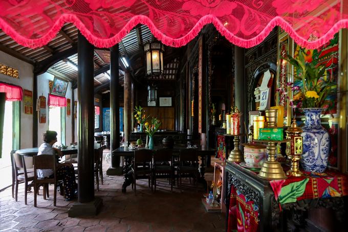 Ngôi nhà cổ kiến trúc Huế có hơn trăm cột ở miền Tây