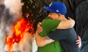 Cuộc tri ân bất ngờ của người cuối cùng thoát chết trong vụ cháy ITC