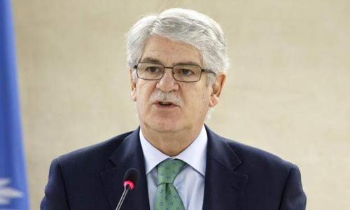Ngoại trưởng Tây Ban Nha Alfonso Dastis
