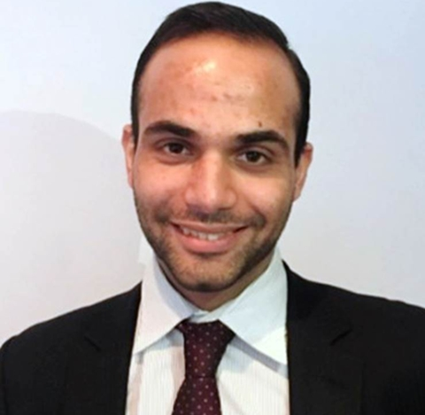 George Papadopoulos. Ảnh: NBC News.