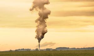 Lượng CO2 đạt mức kỷ lục 800.000 năm
