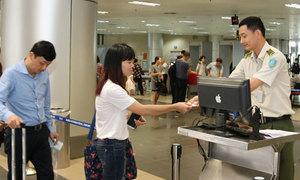 Sân bay Nội Bài siết chặt an ninh dịp APEC