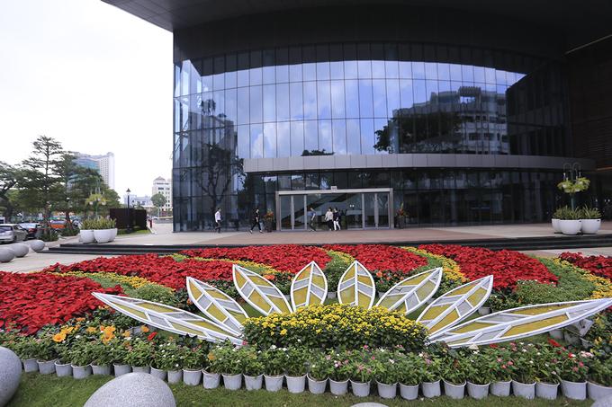 Đà Nẵng trang hoàng đón APEC