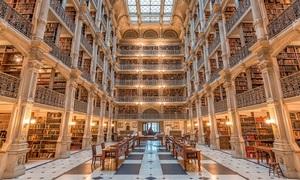 20 thư viện đẹp nhất thế giới