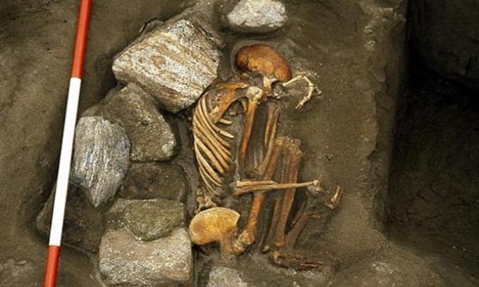Những phát hiện khảo cổ gây chú ý về hài cốt