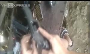 Trùm sản xuất súng cho giang hồ Sài Gòn bị bắt