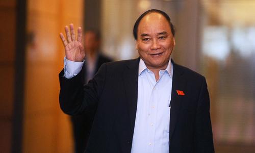 Thủ tướng Việt Nam Nguyễn Xuân Phúc bắt đầu thăm Mỹ từ 29/5. Ảnh: Giang Huy.