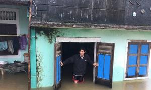 Lũ ở Thừa Thiên Huế lên trở lại, 9 người chết