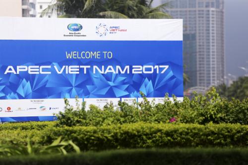 Bốn ngày nữa, Tuần lễ cấp cao APEC 2017 sẽ chính thức diễn ra tại Đà Nẵng: Ảnh: Nguyễn Đông.