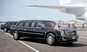 Vũ khí trên siêu xe 'Quái thú' của tổng thống Mỹ