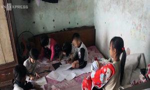 Người phụ nữ 29 tuổi sinh 8 con ở Hà Nội